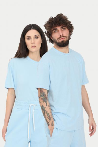 THE FUTURE T-shirt unisex celeste the future a manica corta  T-shirt | TF0004CIELO