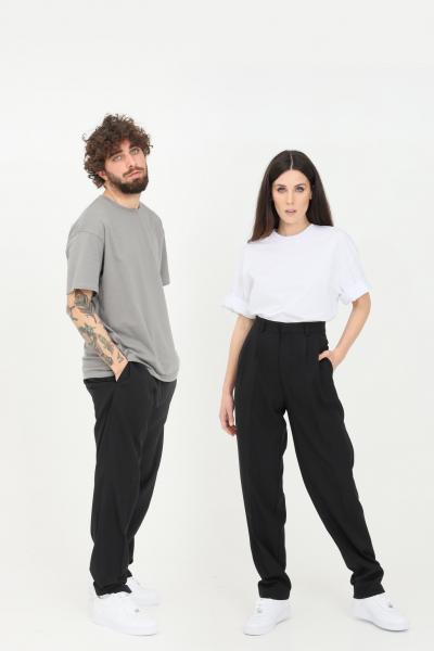 THE FUTURE Pantaloni unisex nero the future casual  Pantaloni | TF0008NERO
