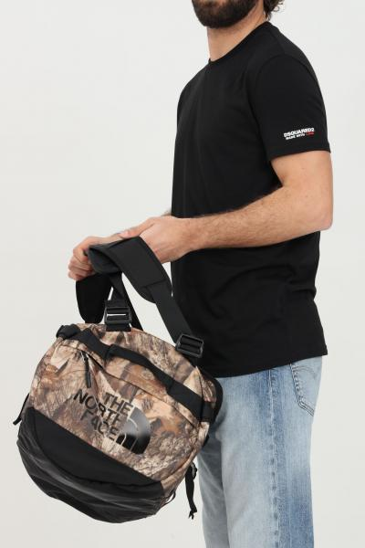 THE NORTH FACE Sport bag borsa Base camp camouflage the north face misura small in stampa Flor print di The North Face  Borse | NF0A3ETO0AR10AR1