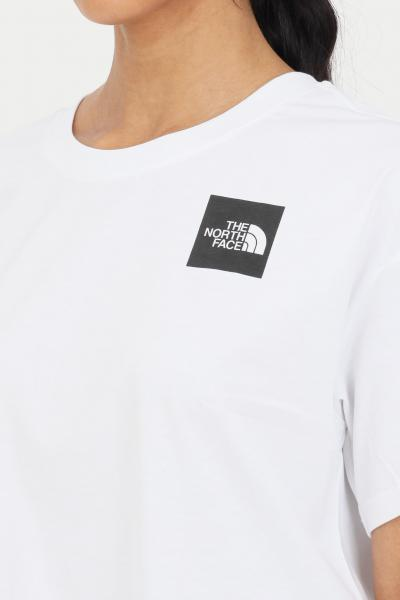 THE NORTH FACE T-shirt donna bianco the north face a manica corta  T-shirt | NF0A4SY9FN41FN41