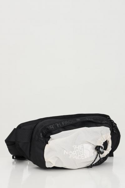 THE NORTH FACE Marsupio BOZER HIP PACK unisex grigio-nero con logo frontale a contrasto  Marsupi | NF0A52RWZ201Z201