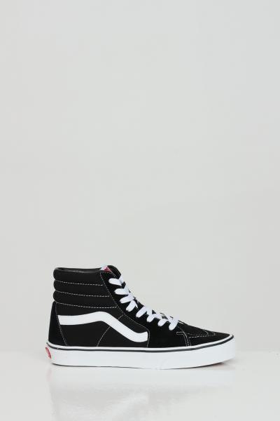 Sneakers sk8-hi unisex nero con logo a contrasto  Sneakers | VN000D5IB8C1B8C1