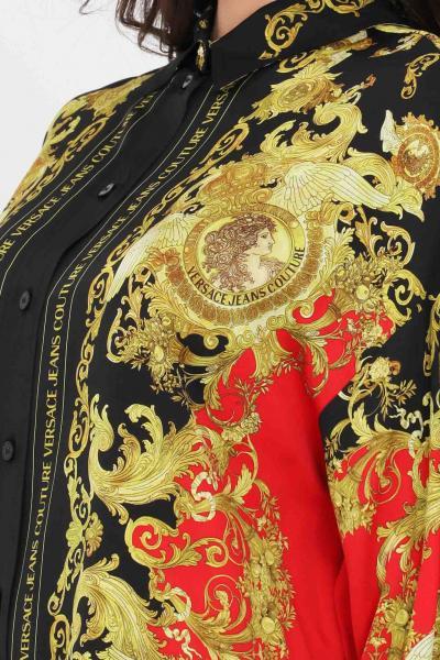 VERSACE JEANS COUTURE Camicia donna fantasia versace jeans couture elegante  Camicie | B0HWA601S0229N84