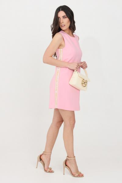 VERSACE JEANS COUTURE Abito donna rosa versace jeans couture corto  Abiti | D2HWA40207072402