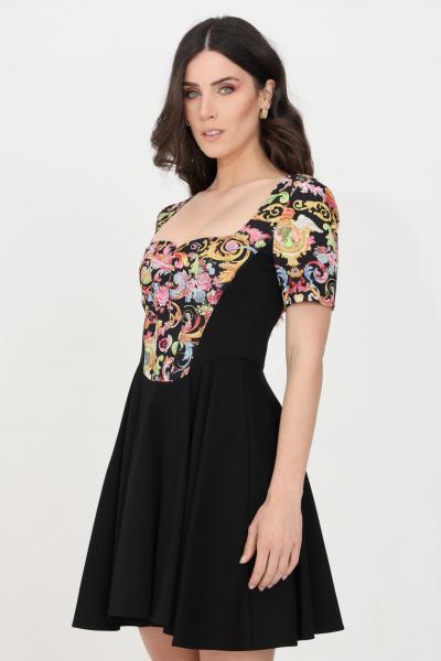 VERSACE JEANS COUTURE Abito donna nero versace jeans couture corto  Abiti   D2HWA428S0097899