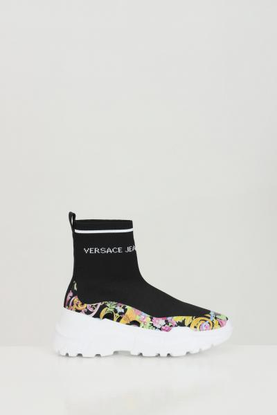 VERSACE JEANS COUTURE Sneakers donna nero versace jeans couture  Sneakers | E0VWASC571933M09