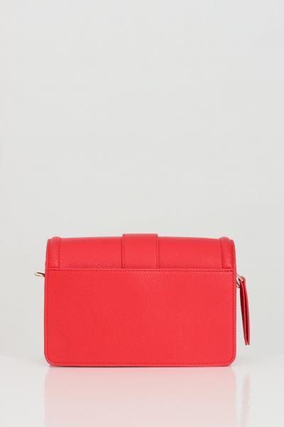 VERSACE JEANS COUTURE Borsa donna rossa versace jeans couture con tracolla e maxi fibbia  Borse | E1VWABF171578500