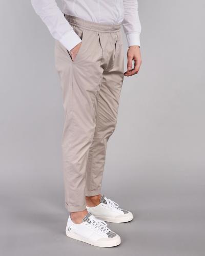 GOLDEN CRAFT Pantalone in cotone con elastico in vita Golden Craft  Pantaloni   GC1PSS215902A028