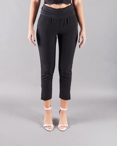 MANILA GRACE Pantalone baschina MANILA GRACE  Pantaloni   P077PUMA001