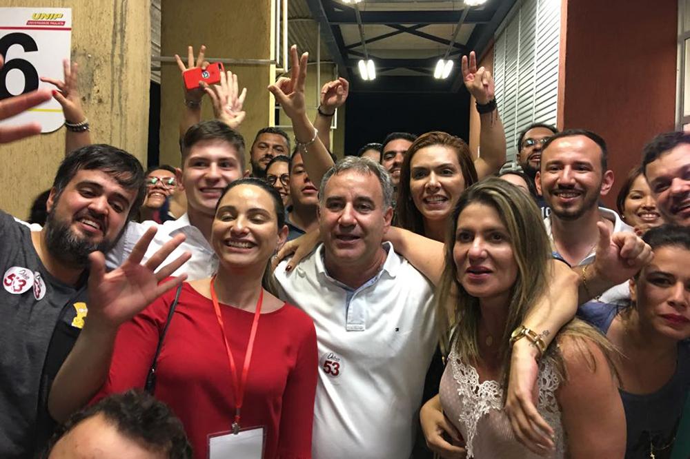 Délcio Santos, primeiro na OAB-AM, é favorito para desembargador
