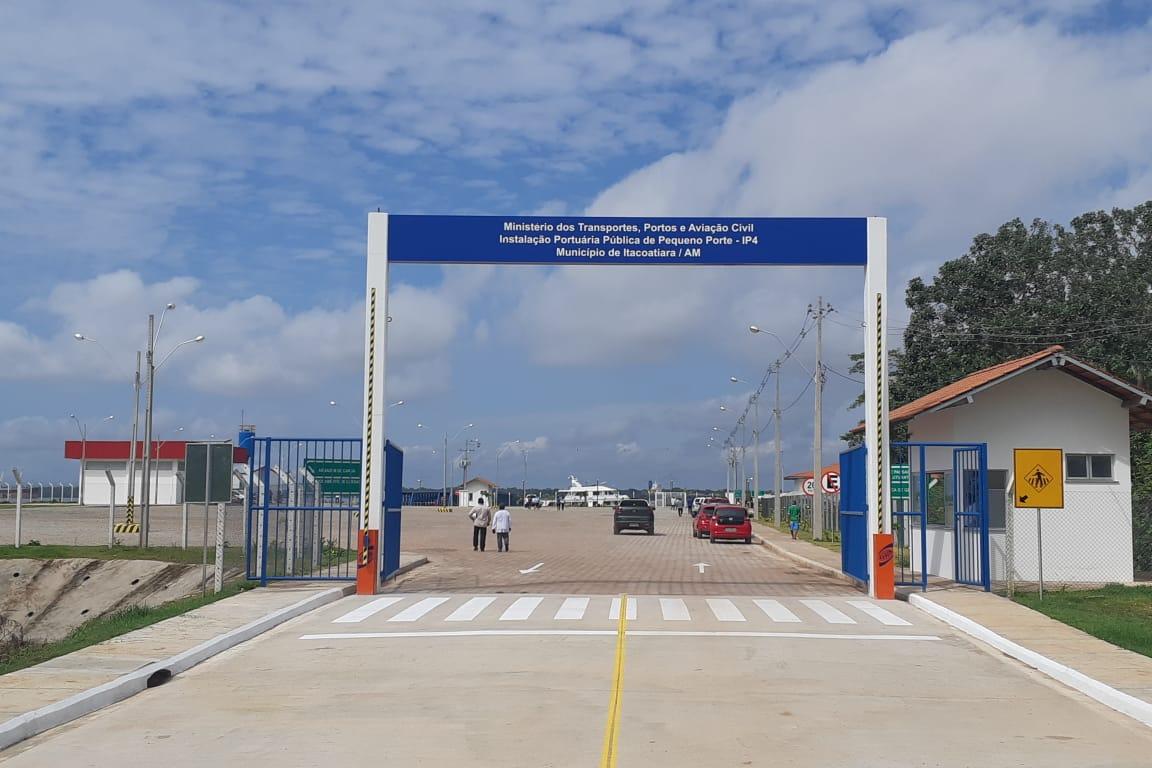 Resultado de imagem para Instalação Portuária Pública de Pequeno Porte (IP4) Engenheiro Antonio Nelson de Oliveira Neto