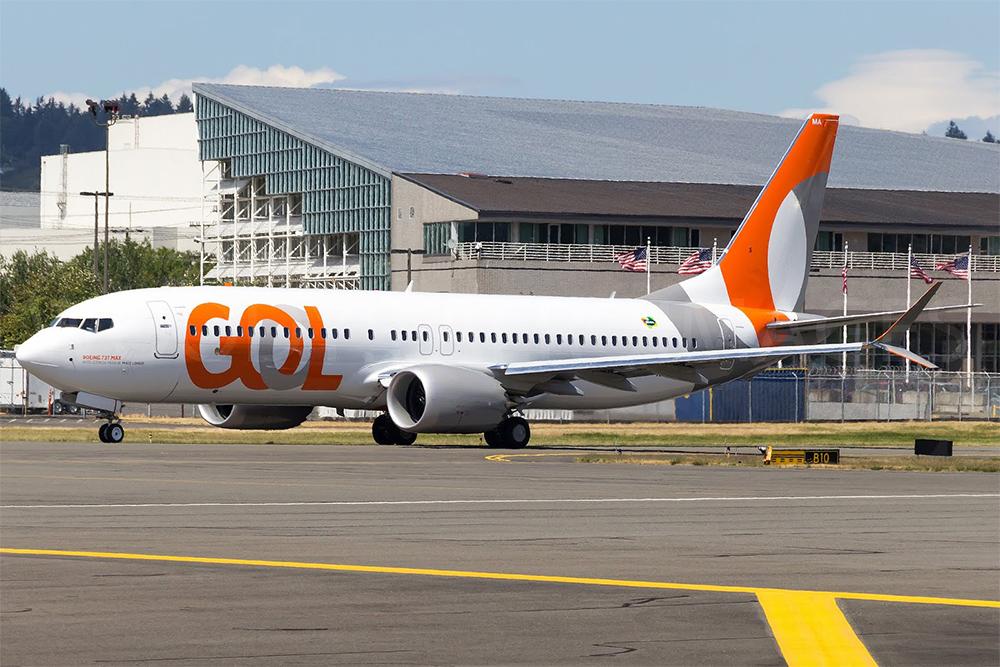 GOL terá voos diretos entre Foz do Iguaçu e Santiago