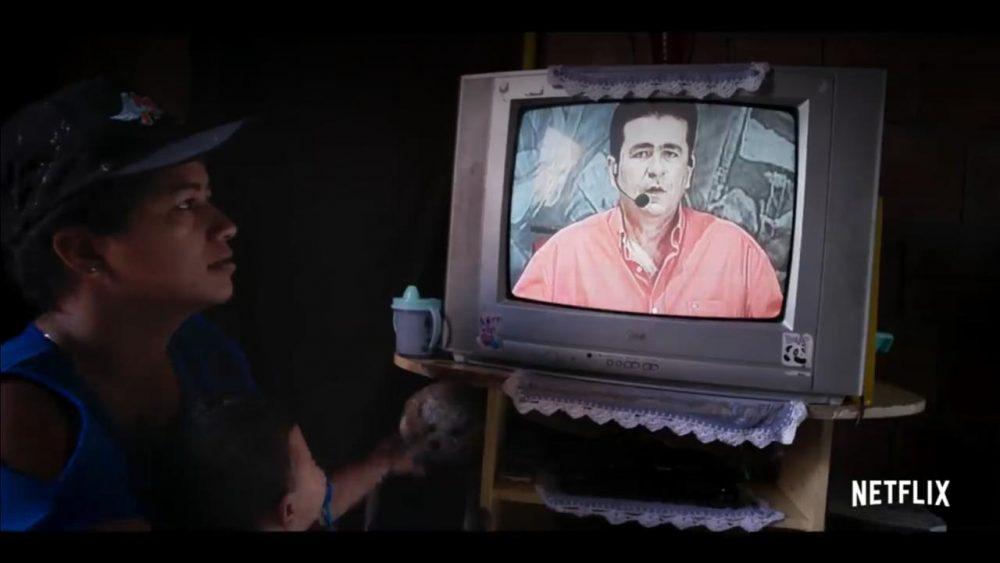 Bandidos na TV, série da Netflix