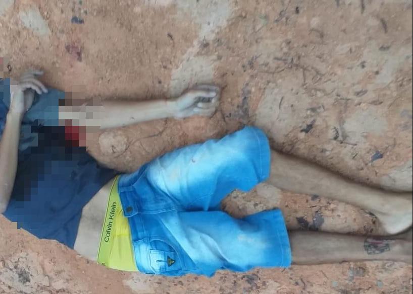 Sobrinho de João Branco encontrado morto a tiros em ramal na BR-174