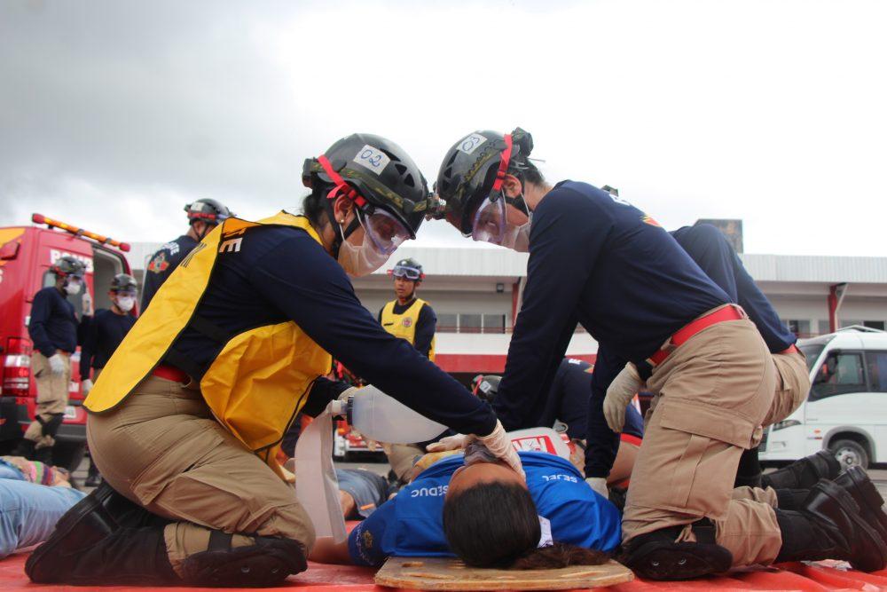 Corpo de Bombeiros prepara efetivo para Operação Parintins
