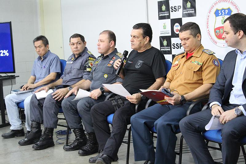 SSP registra queda de até 26% em crimes violentos nos 5 primeiros meses