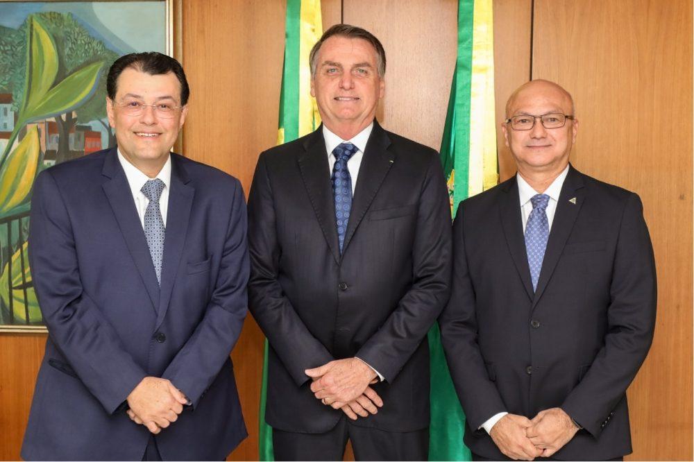 Encontro com Bolsonaro define primeira reunião do CAS para 12 de julho