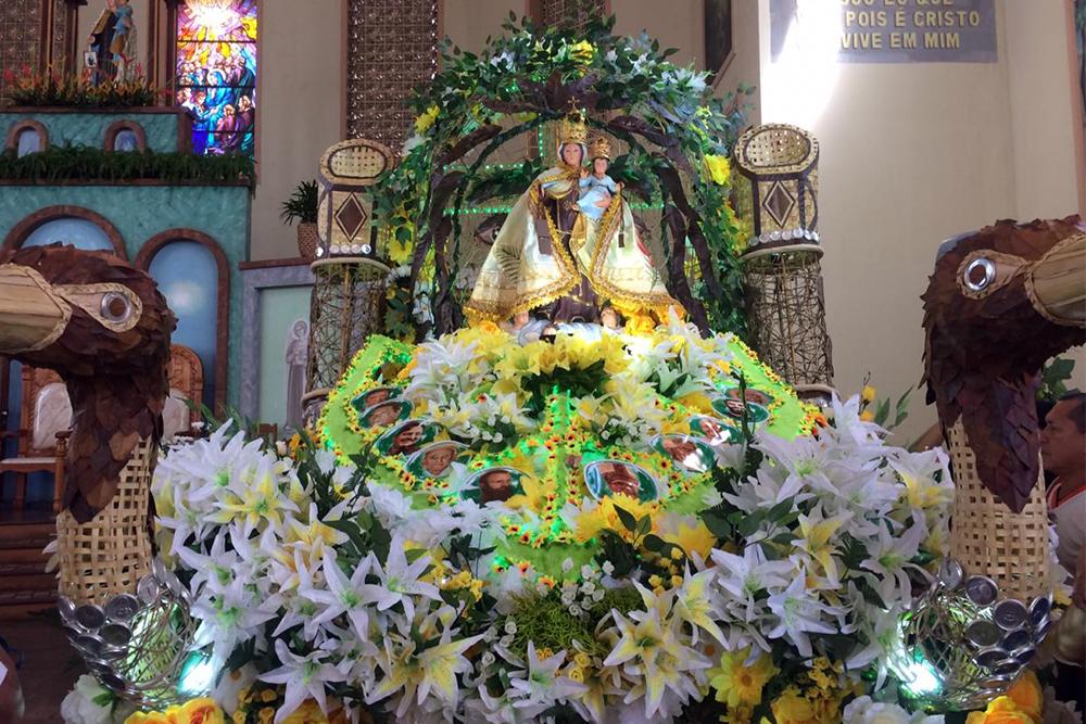 Festa do Carmo, em Parintins