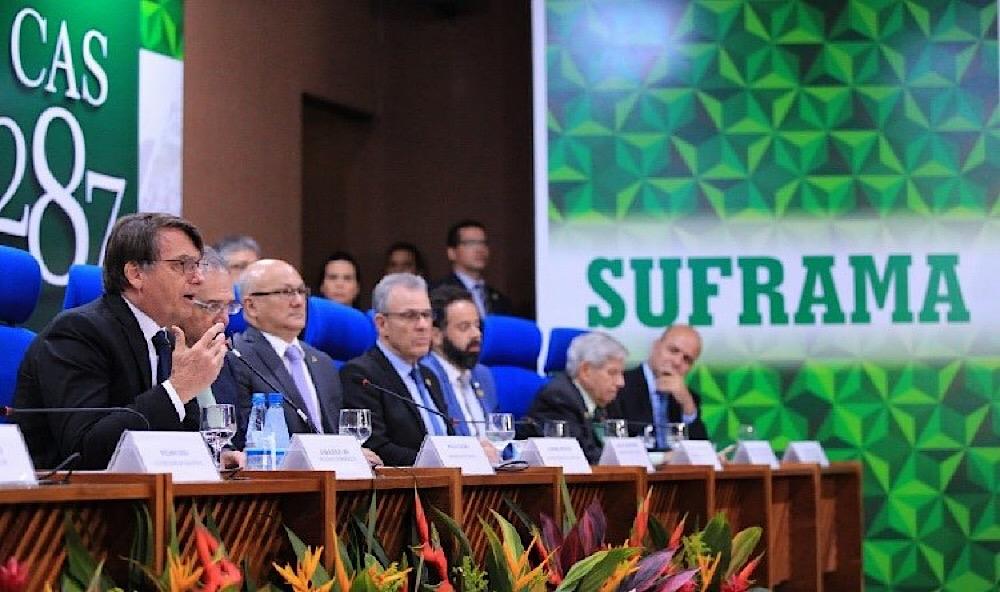 Resultado de imagem para Suframa aprova US$ 651,9 milhões de investimentos em projetos industriais