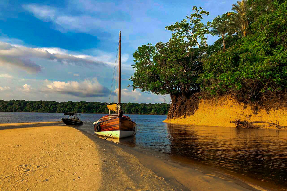 Manauara descobre Novo Airão