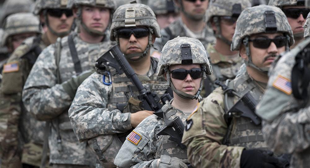 Estados Unidos enviam mais 3 mil soldados ao Oriente Médio – Portal do  Marcos Santos - Portal do Marcos Santos