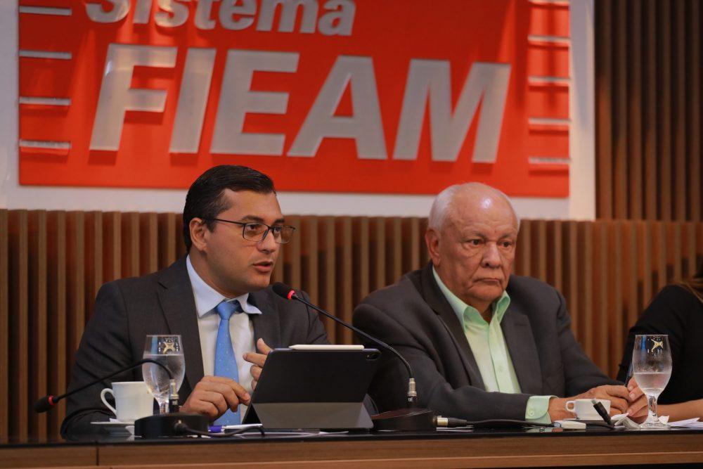 Na Fieam, Wilson Lima faz balanço de gestão e fala sobre expectativa em 2020
