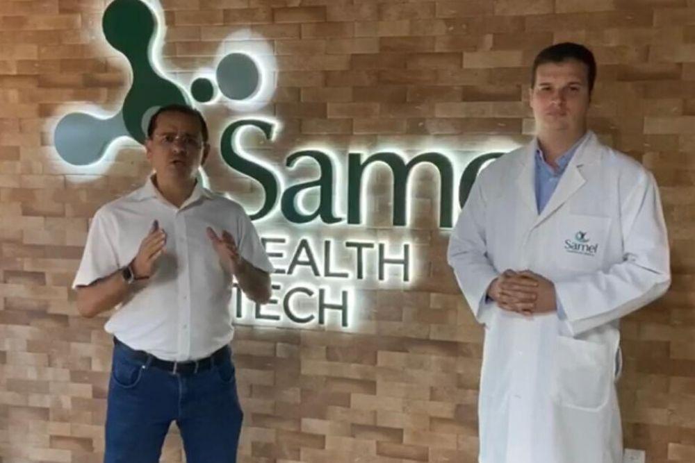 Hospital investe em inovações contra Covid-19