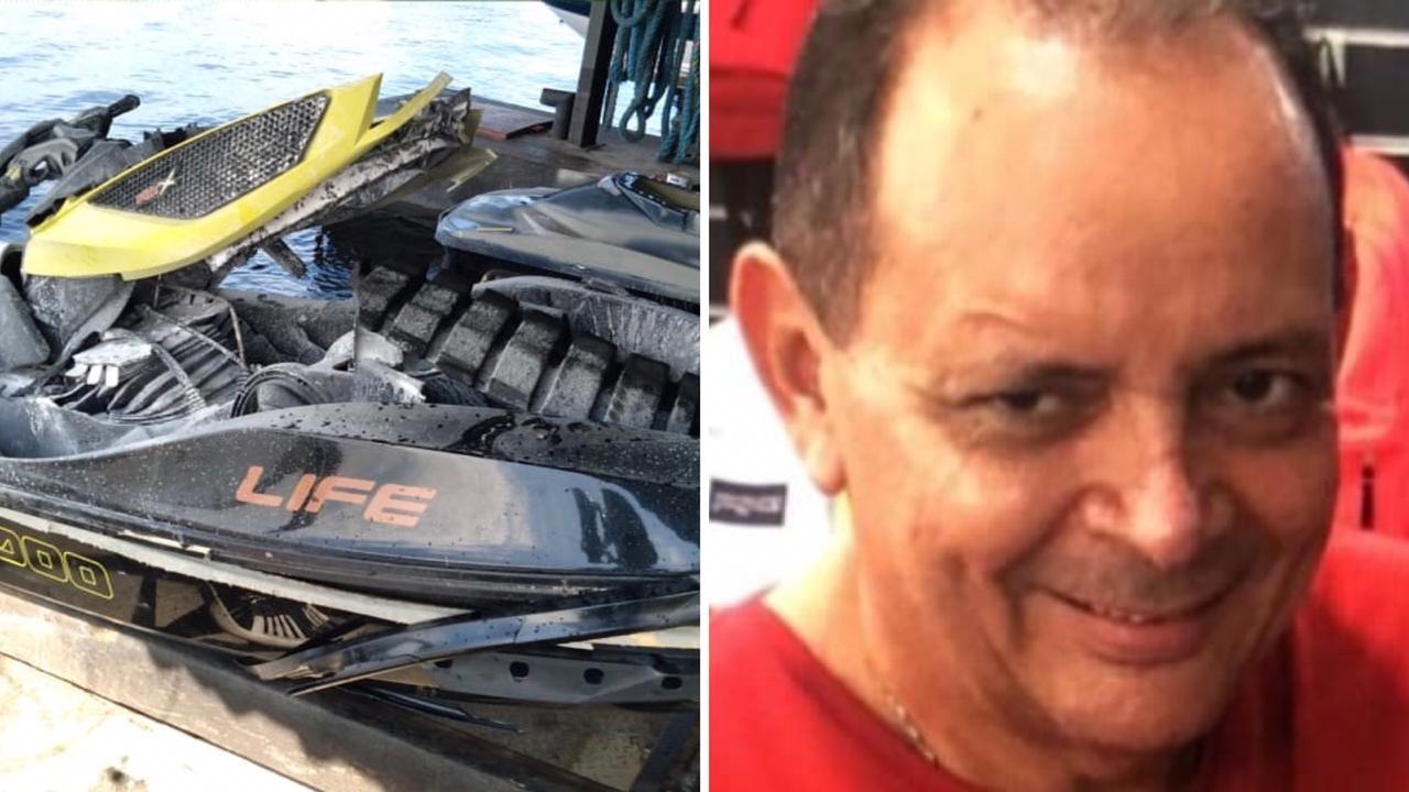 Colisão de jet sky com lancha mata vice-presidente da ACA no rio Negro