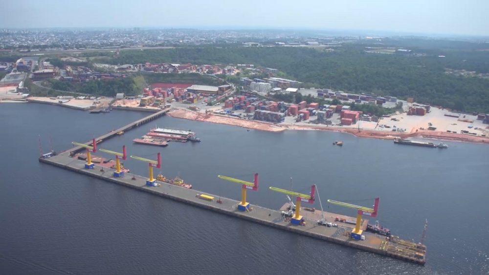 Amazonas registra crescimento nas exportações e importações em março