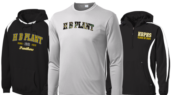 H B Plant High School Apparel Store Tampa Florida Rokkitwear