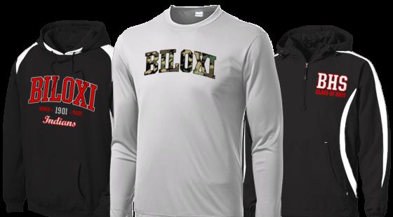 Personalized High School Football Shirts Biloxi High School Ms