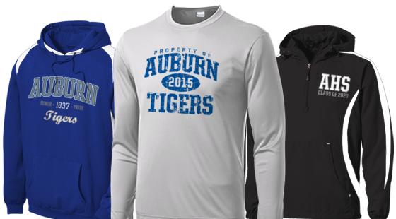 online retailer 5c453 f38b4 Custom High School Football Apparel | Auburn High School AL