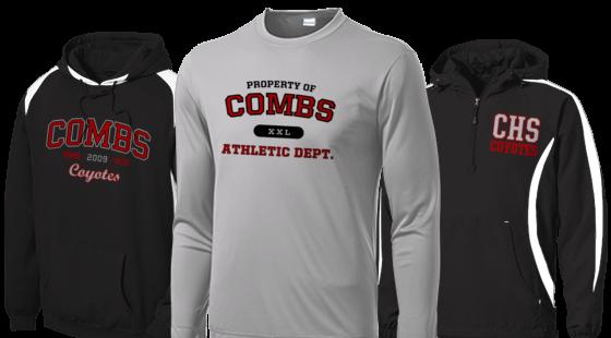 School Spirit T Shirt Design Ideas | Combs High School