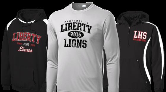 Liberty High School Apparel Store Peoria Arizona Rokkitwear