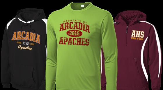 24166c8379 Arcadia High School Apparel Store   Arcadia California - Rokkitwear