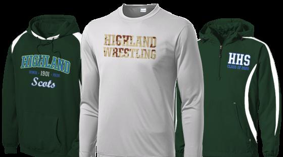 Highland High School Apparel Store Bakersfield California Rokkitwear