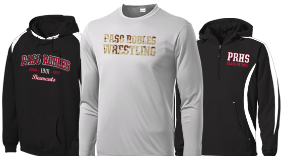 Paso Robles High School Apparel Store Paso Robles California