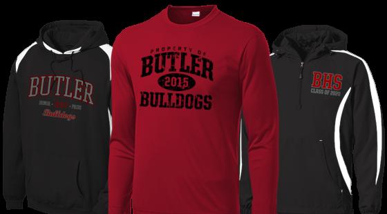David W Butler High School Apparel Store  fe8484c15