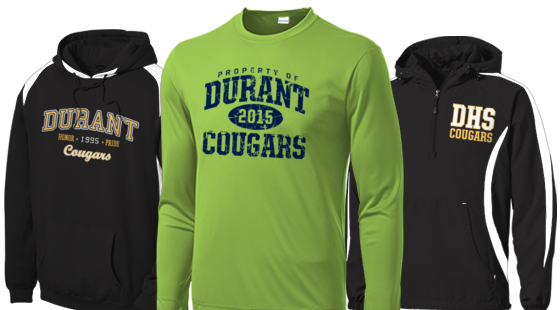 Durant High School Apparel Store Plant City Florida Rokkitwear