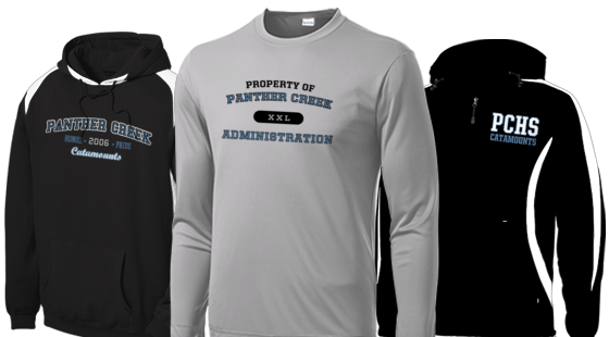pretty nice da225 1b98f Panther Creek High School Apparel Store | Cary North ...