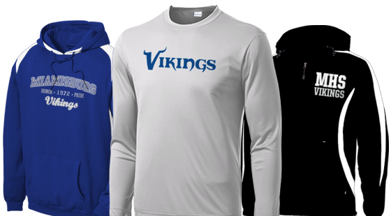 best loved ccd7c 2f8bd Miamisburg High School Apparel Store | Miamisburg Ohio ...