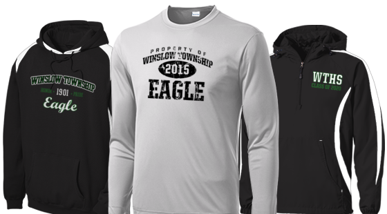 Winslow Township High School Apparel Store | Atco New Jersey