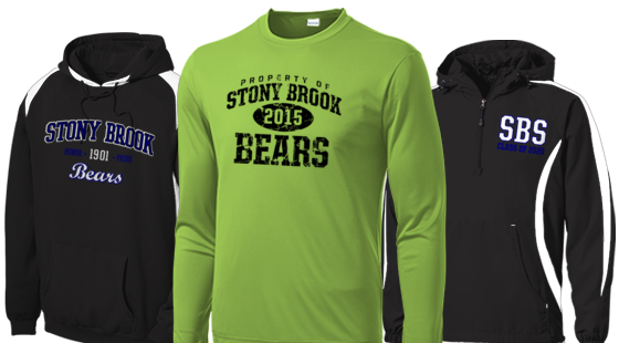 Stony brook university sweatshirt-9285