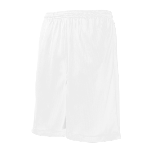 Bay Ridge Prep Tigers Embroidered Youth 7 inch Classic Mesh Short