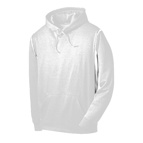 CASA of Will County CASA Tech Fleece Hooded Unisex Sweatshirt