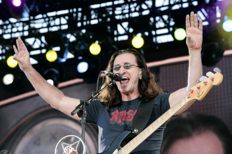 geddy lee photo