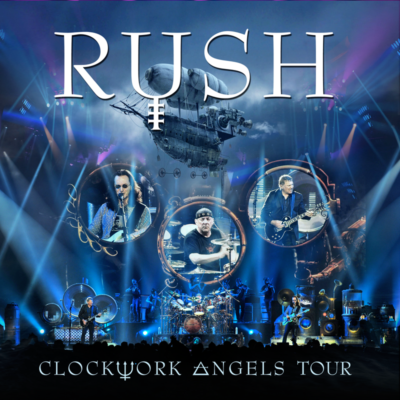 clockwork angels tour photo