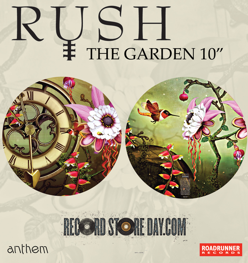 "Rush the garden 10"" photo"