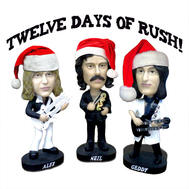 12 days of rush photo