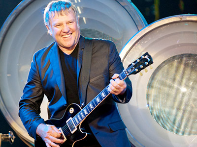 Alex Lifeson - RUSH